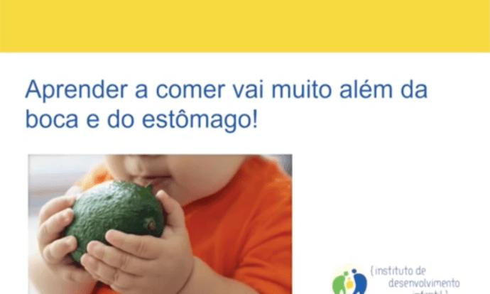 Aula Online Gratuita Curso Como ajudar a criança que não quer comer - Tratando a Dificuldade Alimentar a partir de uma Abordagem Integrativa para o Desenvolvimento Alimentar Infantil - Fga. Dra. Patrícia Junqueira