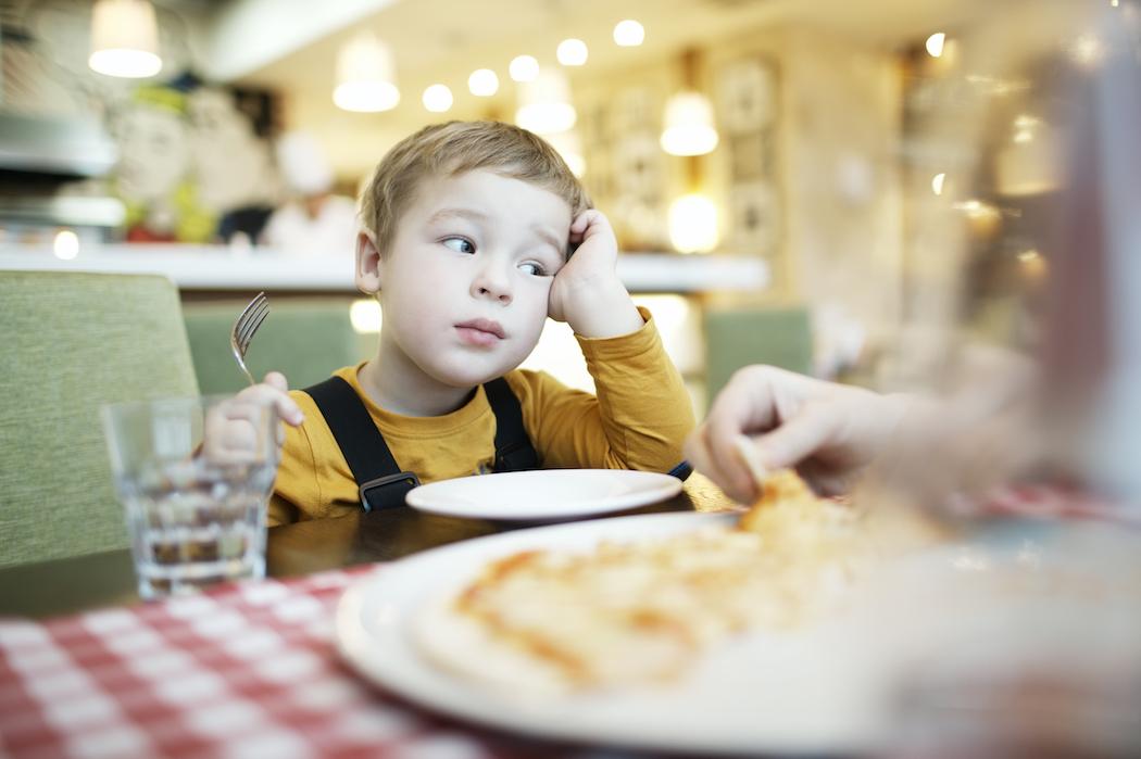 Divisão de Responsabilidade na Alimentação - Instituto de Desenvolvimento Infantil