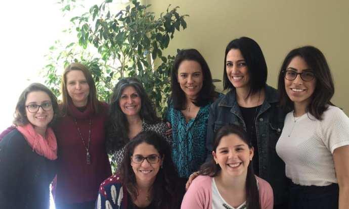 Encontro de Mães e Pais de Pacientes do Instituto com a presença ilustre da Neuropediatra Dra. Cleise Prôa