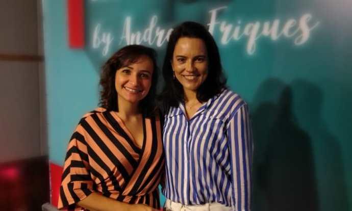"""Patrícia Junqueira fala no II Meeting de Nutrição Materno Infantil sobre os """"Mitos e Verdades sobre a ciriança que não quer comer"""""""