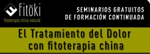 Seminario tratamiento del dolor con fitoterapia china