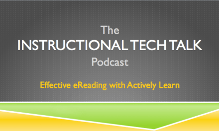 010 – Effective eReading with Actively Learn
