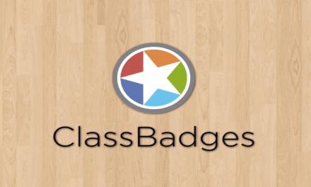 Reward Students with ClassBadges.com