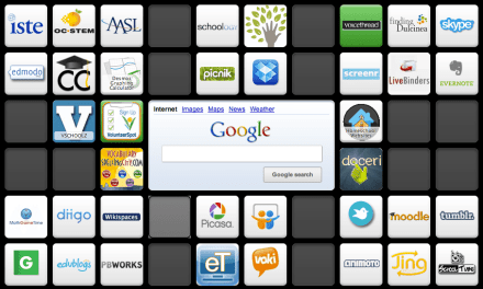 Create a Link Launch Board using Symbaloo