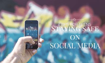 4 Tips to Help Keep Teens Safe on Social Media