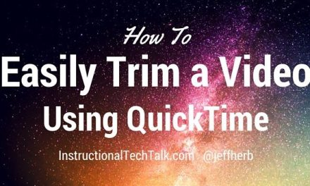 How To Easily Trim a Video Using QuickTime