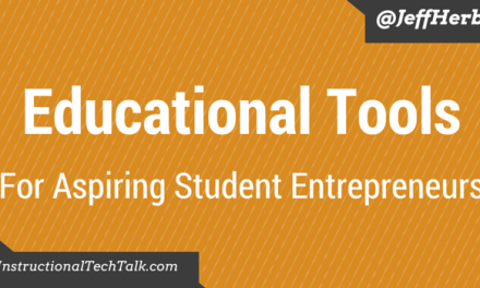 Educational Tools for Aspiring Student Entrepreneurs