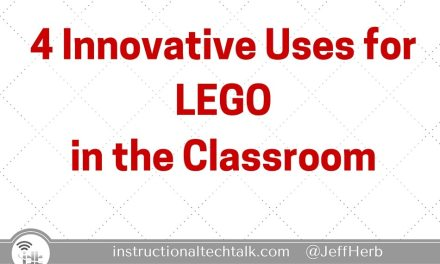 4 Innovative Uses for LEGO in the Classroom