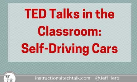 TED Talks in the Classroom: Self Driving Cars