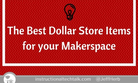 The Best Dollar Store Items to Build a Makerspace