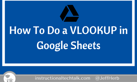 How To Do a VLOOKUP in Google Sheets
