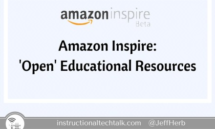 Amazon Inspire: Free Educational Resources for Educators