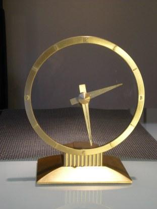 Jefferson Golden Hour mystery clock