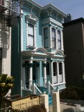 Mission district house
