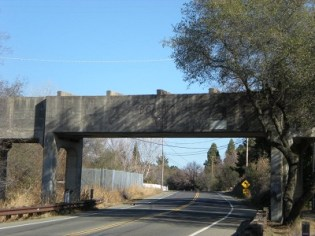 1931 PG&E South Canal over Auburn-Folsom Rd.