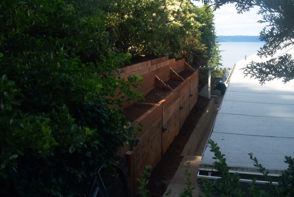 Dussler Retaining Wall - Shorewood - Burien 003