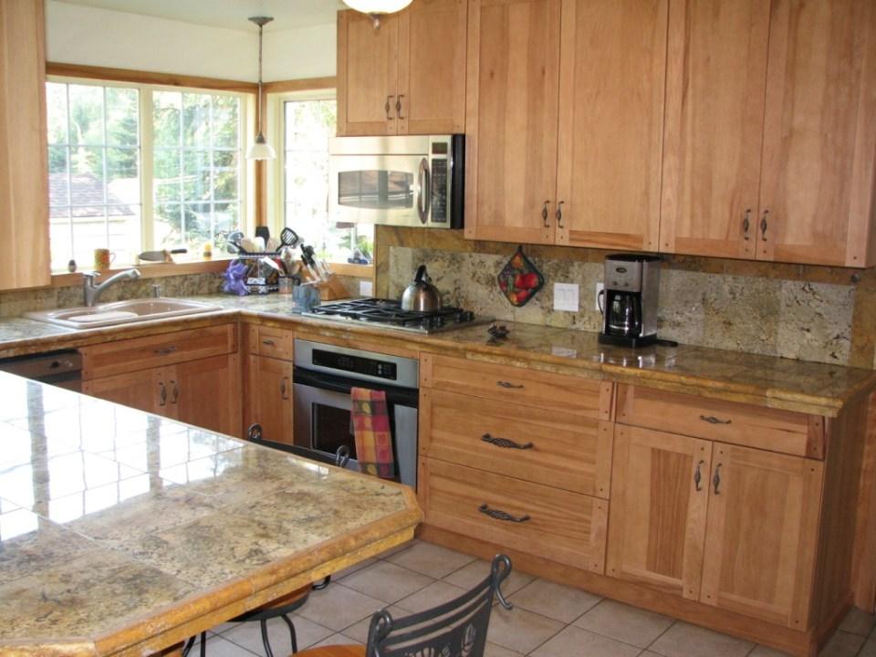 Integral Construction Kitchen