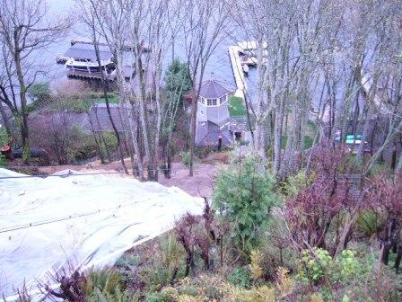 seattle foundation hillside slope stabilization