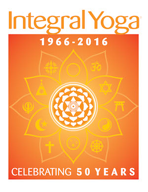 Integral-yoga-50th-anniversary-logo