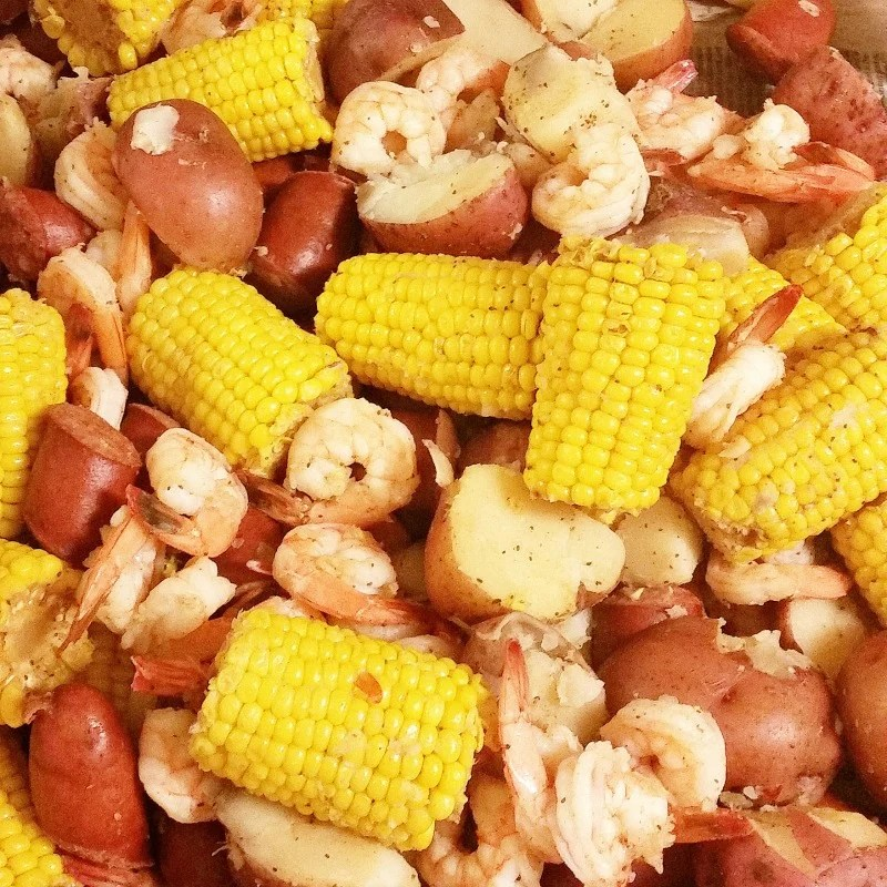 Low Country Boil is an easy one pot meal great for celebrations