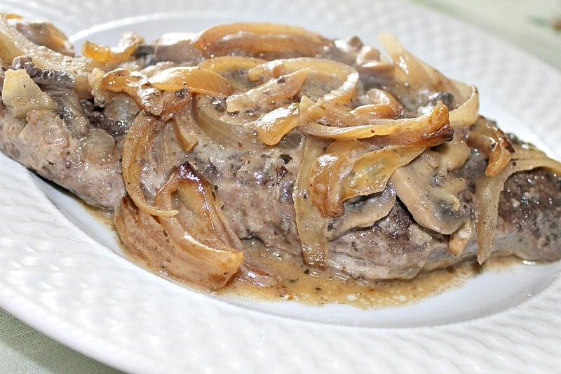 crockpot-smothered-balsamic-flat-iron-steak-by-intelligent-domestications-com