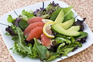 Grapefruit Avocado Salad by Marilyns Treats