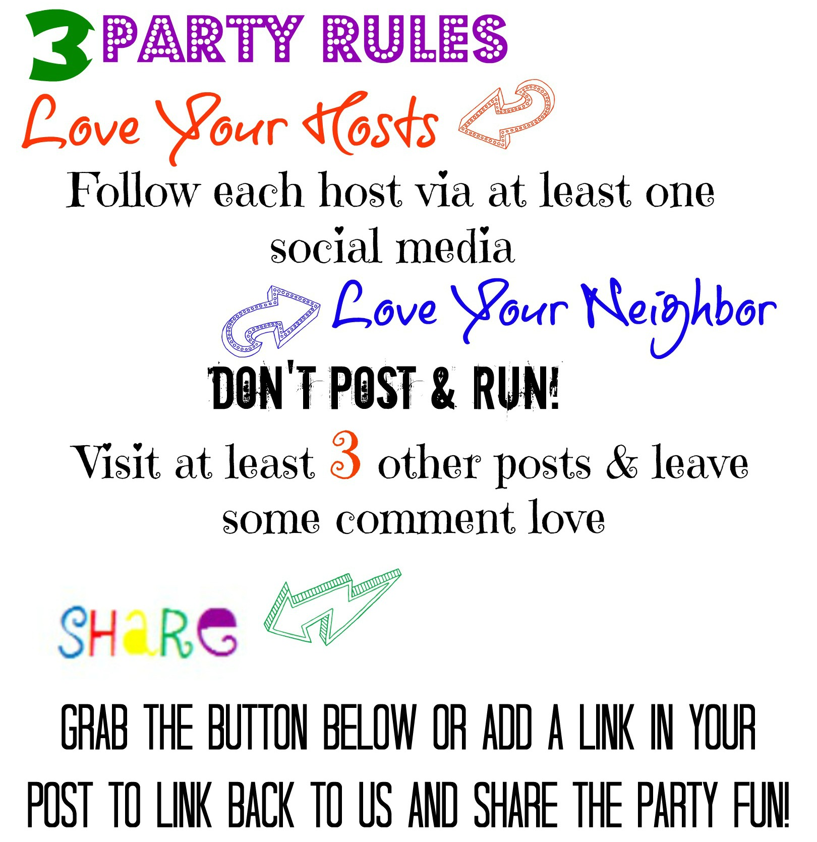 party rule photo 03
