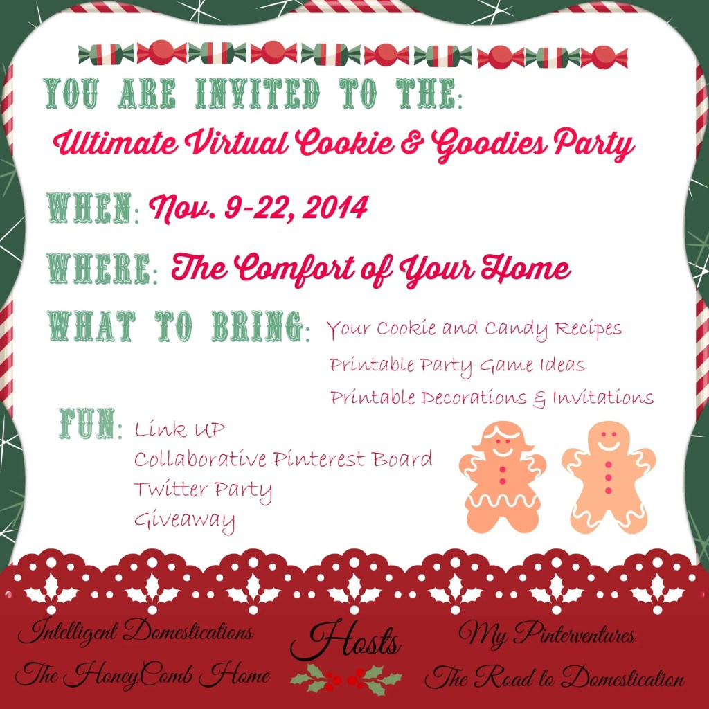 Sign Up Now for the Ultimate Cookie and Goodies Party