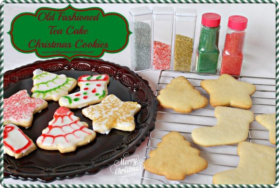 Old-Fashioned-Tea-Cake-Christmas-Cookies-Recipe-at-intelligentdomestications.com