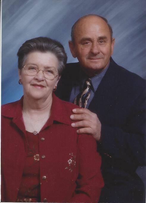Momma and Daddy healthier days. intelligentdomestications.com
