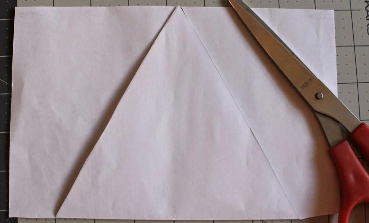 How to make a DIY Banner easy pattern 2.www.intelligentdomestications.com
