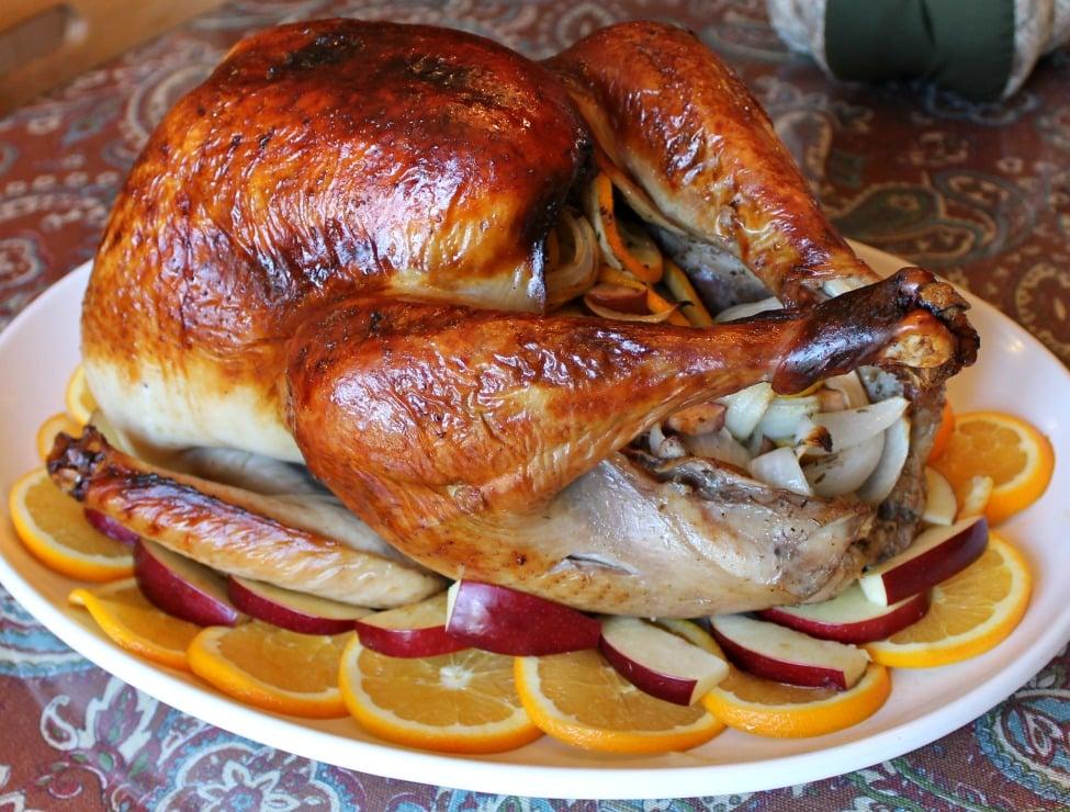 Citrus & Herb brined turkey.intelligentdomestications.com