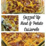 Jazzed up meat and potato casserole 8.intelligentdomestications.com