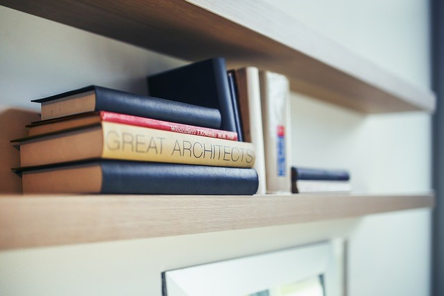 Brosa add storage space on the walls