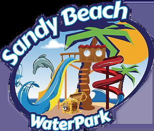 Sandy Beach Water Park logo