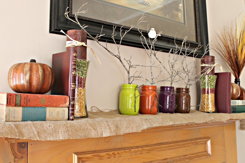 ode-to-pinterest-fall-mantle-decor-with-lots-of-diy-vintage-books-and-nature-intelligentdomestications-com