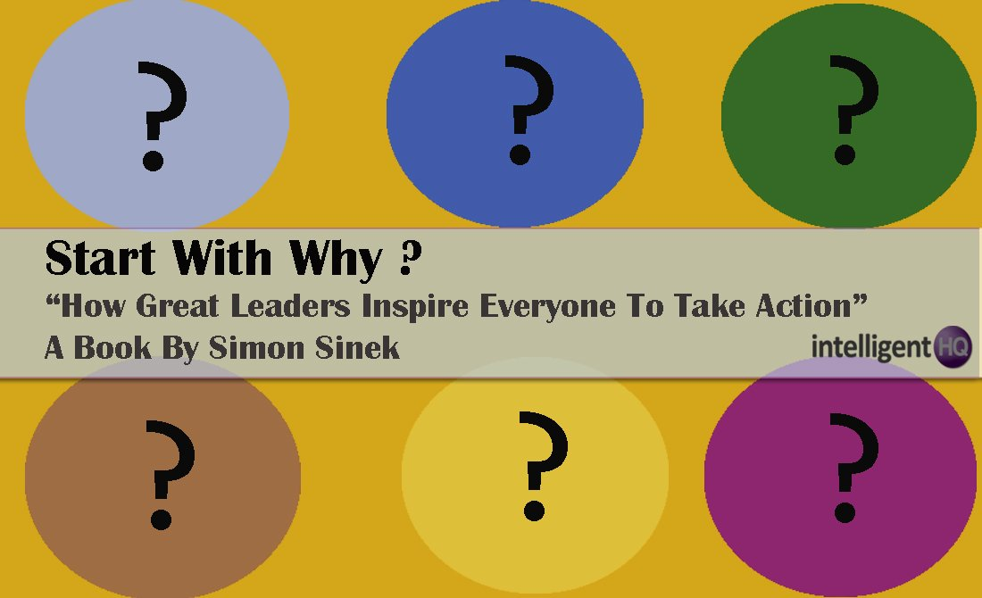 start with why how great leaders 'start with why' by simon sinek explores why some organizations are able to  create more loyal customers and employees with less resources.