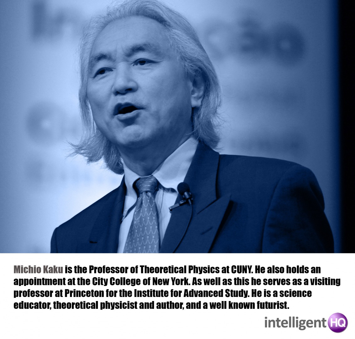 argumentative essay on dr michio kaku Dr michio kaku and the huffington post's jack mirkinson on why the media continue to present human impact on climate change as a two-sided argument.