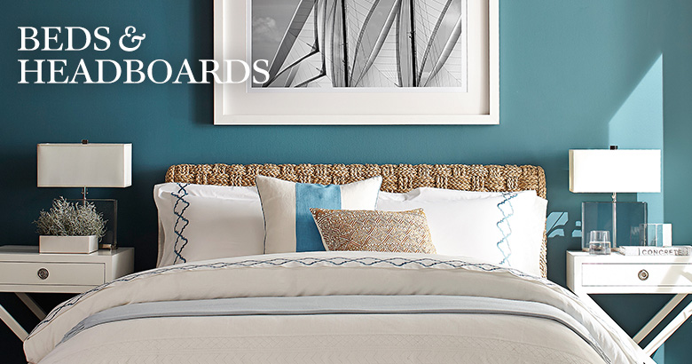 Williams Sonoma Home Sorrento Bed Archives Intentional Designs Inc