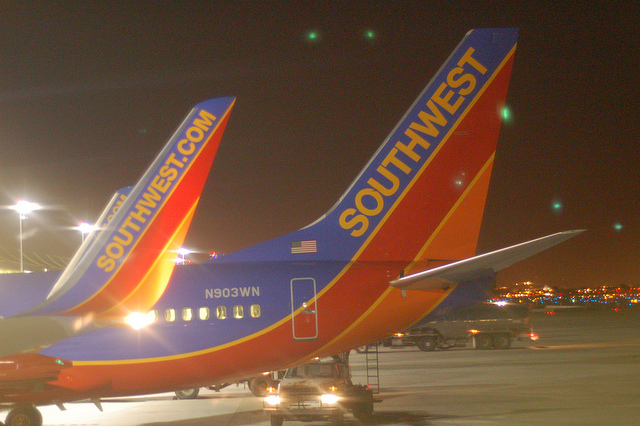 Southwest Airlines - Happy Employees