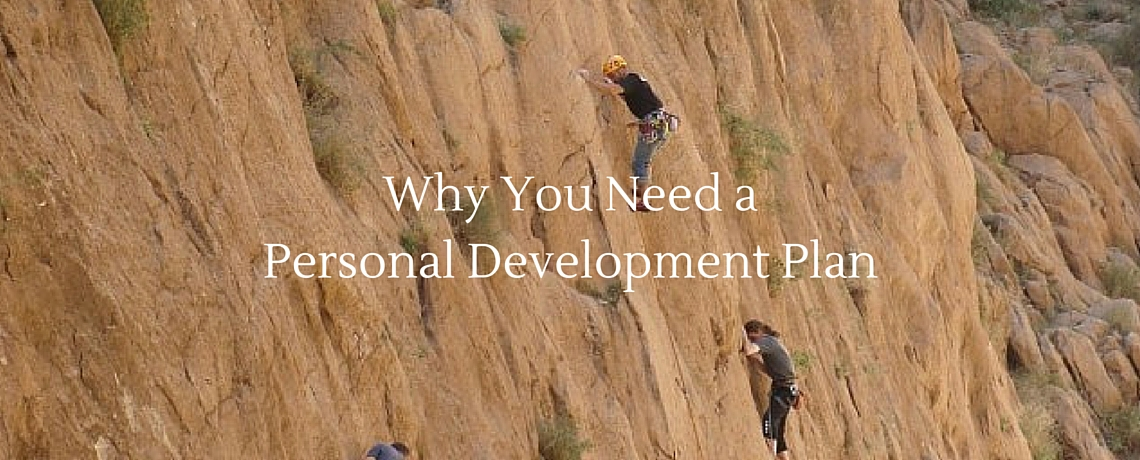 Why You Need a Personal Development Plan