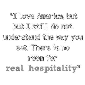 real hospitality