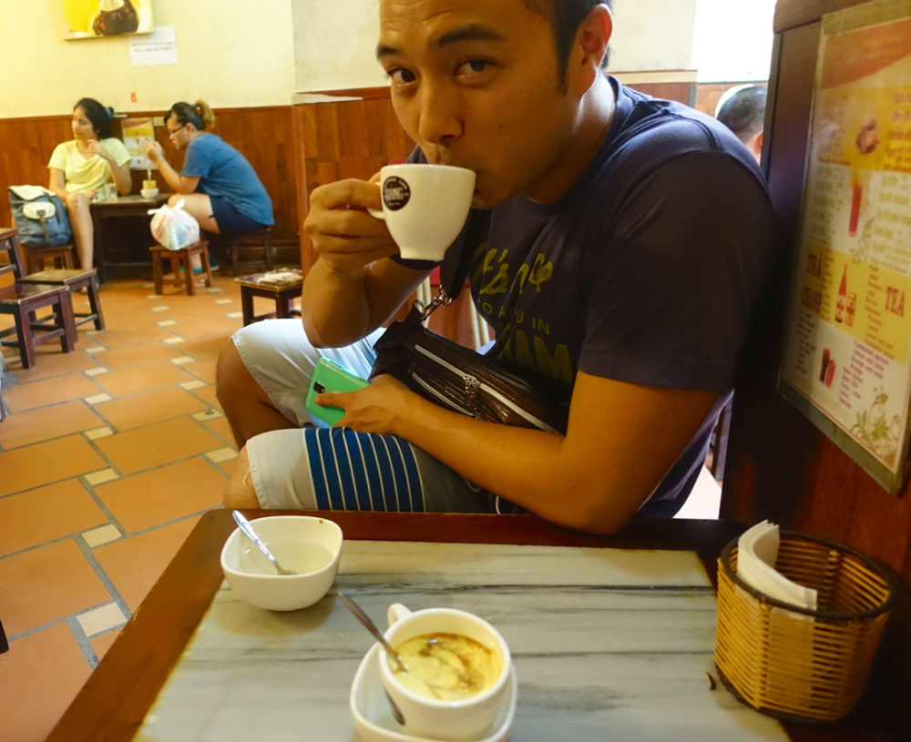 5 Cool Cafes and Coffee Treats in Hanoi, Vietnam