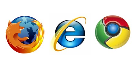 Main Browser Logos