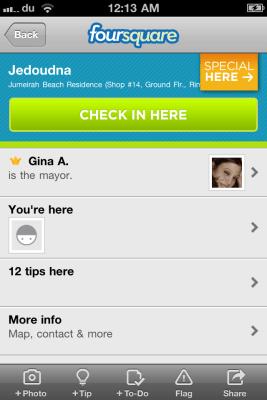 Check in screenshot