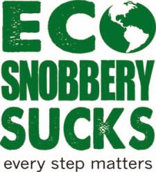 eco green enviro snob