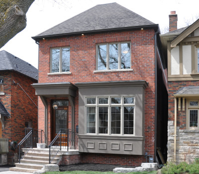 CUSTOM BUILD HOME - 162 GLENVIEW AVENUE- TORONTO