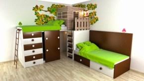 Children's Bedroom Interior Design