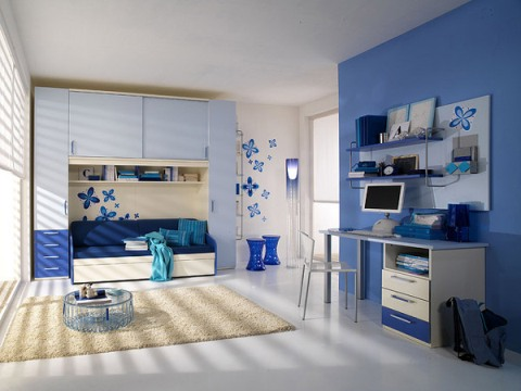 Children s bedroom interior design good colors for Good interior design for bedroom