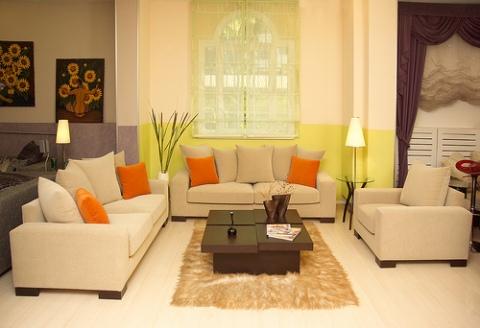 contemporary living room interior design ideas lighting